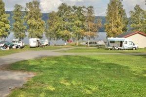 ledig campingplass
