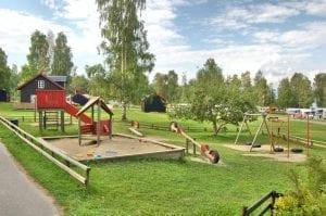 lekeplassen på biristrand camping
