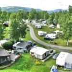 campingplass mellom gjøvik og lillehammer