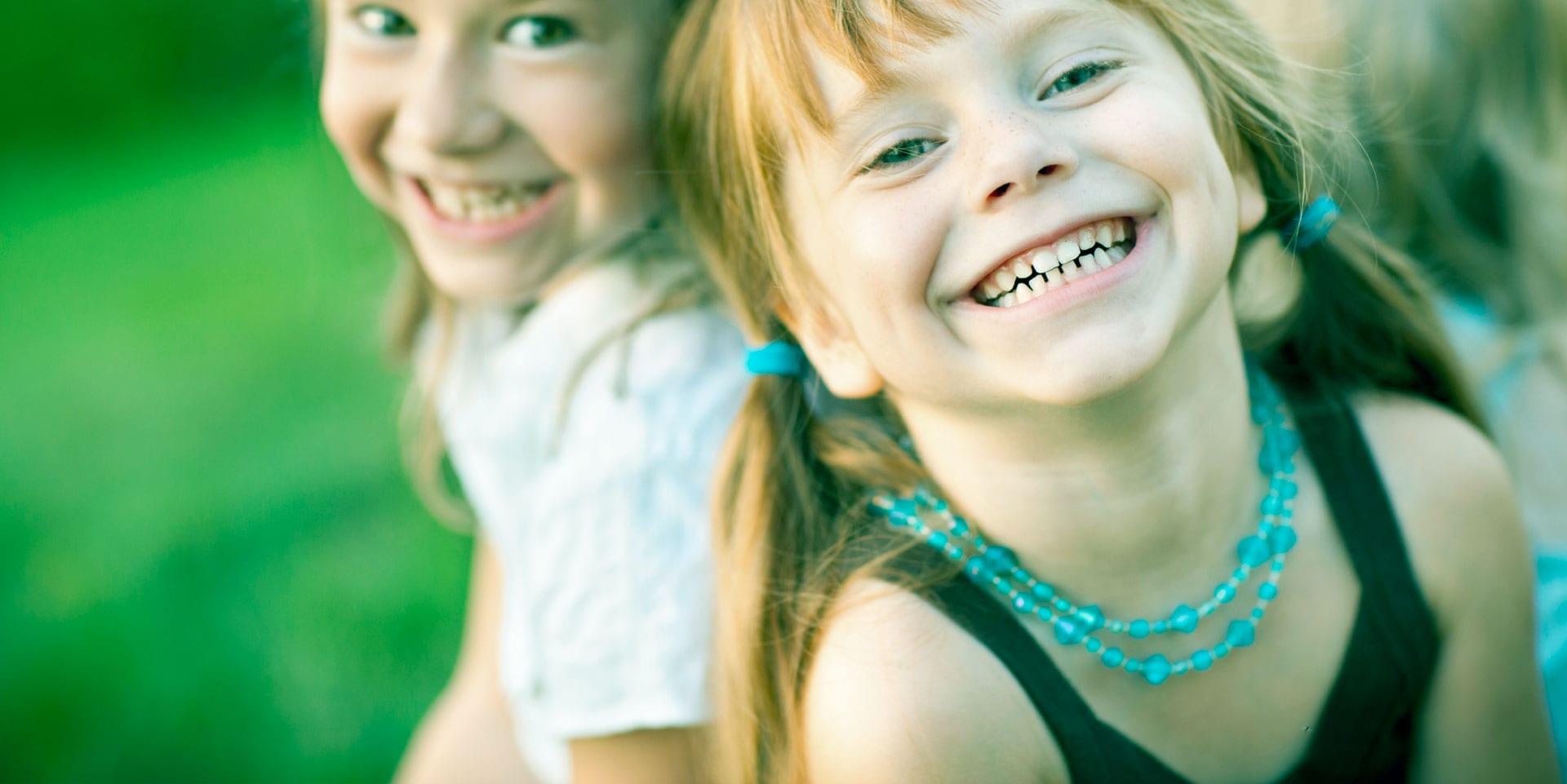 to små jenter